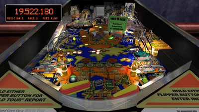 The Pinball Arcade: Alvin G. & Co Table Pack Screenshot 5