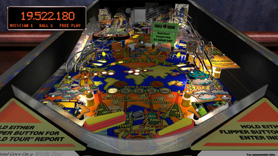 The Pinball Arcade: Alvin G. & Co Table Pack Screenshot 2