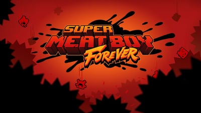Super Meat Boy Forever Masthead