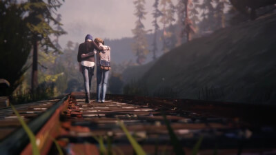 Life is Strange: Episode 2 - Out of Time Screenshot 1
