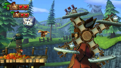 Donkey Kong Country: Tropical Freeze Masthead