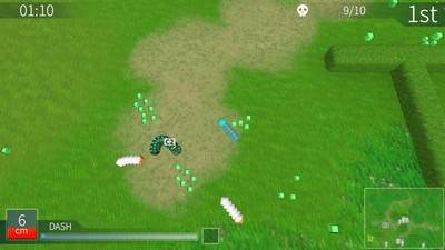 Caterpillar Royale Screenshot 1