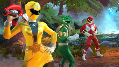 Power Rangers: Battle For The Grid Screenshot 1