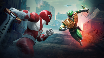Power Rangers: Battle For The Grid Screenshot 2