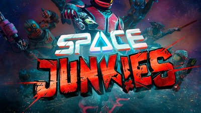 Space Junkies Masthead