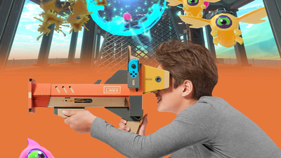 Nintendo Labo VR Kit Screenshot 6
