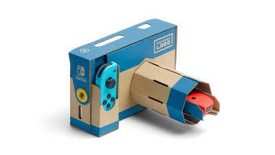Nintendo Labo VR Kit Screenshot 2
