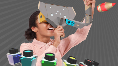 Nintendo Labo VR Kit Screenshot 9