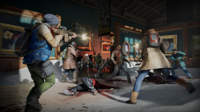 World War Z Screenshot 10