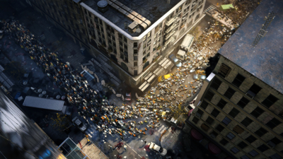 World War Z Screenshot 6