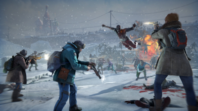 World War Z Screenshot 7