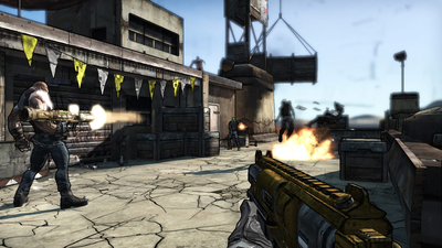 Borderlands: Game Of The Year Edition Screenshot 1