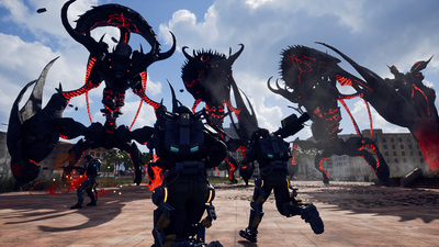 Earth Defense Force: Iron Rain Screenshot 6