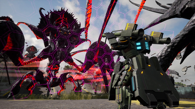 Earth Defense Force: Iron Rain Screenshot 3
