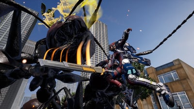 Earth Defense Force: Iron Rain Screenshot 4