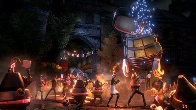 We Happy Few: They Came From Below Screenshot 10