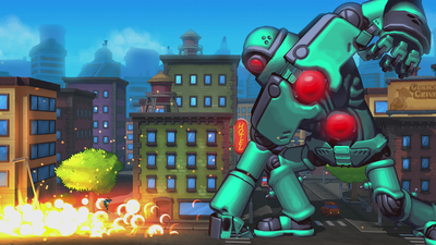 Mechstermination Force Screenshot 1