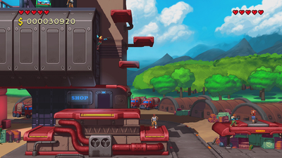 Mechstermination Force Screenshot 3