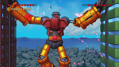 Mechstermination Force Screenshot 4