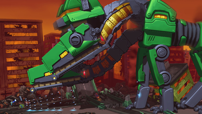 Mechstermination Force Screenshot 2