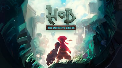 Hob: The Definitive Edition Masthead