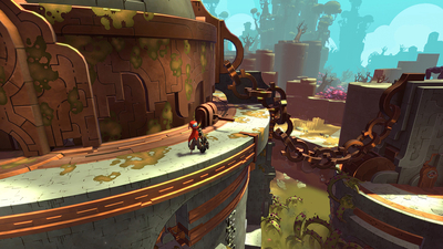 Hob: The Definitive Edition Screenshot 2