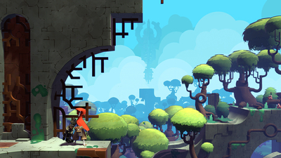Hob: The Definitive Edition Screenshot 1