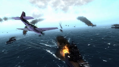 Air Conflicts: Pacific Carriers Screenshot 9