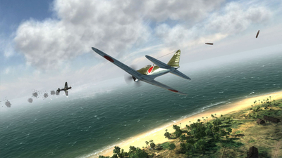 Air Conflicts: Pacific Carriers Screenshot 3
