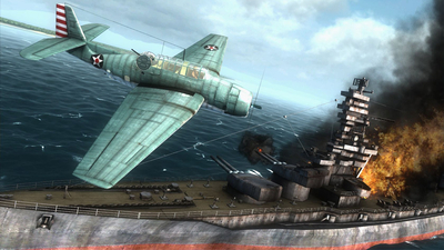 Air Conflicts: Pacific Carriers Screenshot 6