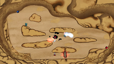 Paperbound Brawlers Screenshot 6