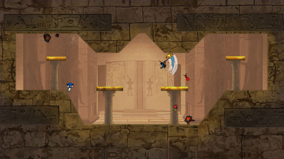Paperbound Brawlers Screenshot 4