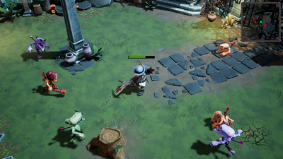 Grave Keeper Screenshot 5