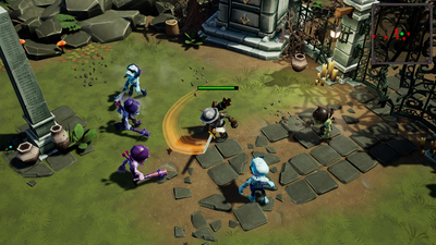 Grave Keeper Screenshot 1