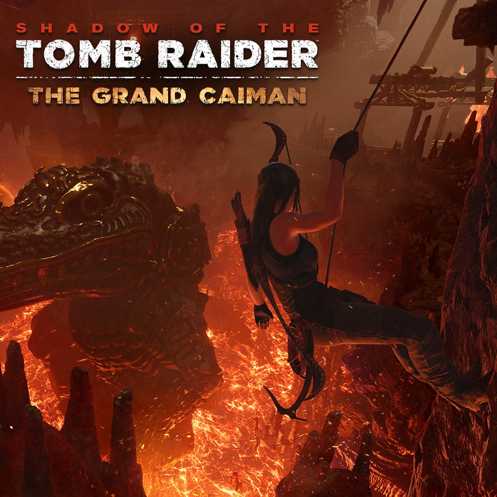 Shadow of the Tomb Raider: The Grand Caiman Masthead