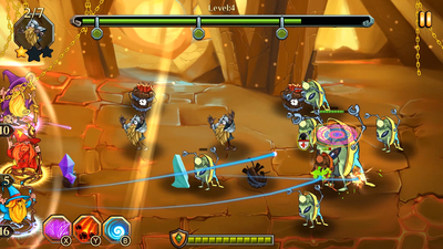 Dungeons and Aliens Screenshot 6