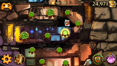 Dungeons and Aliens Screenshot 5