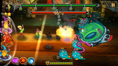 Dungeons and Aliens Screenshot 4