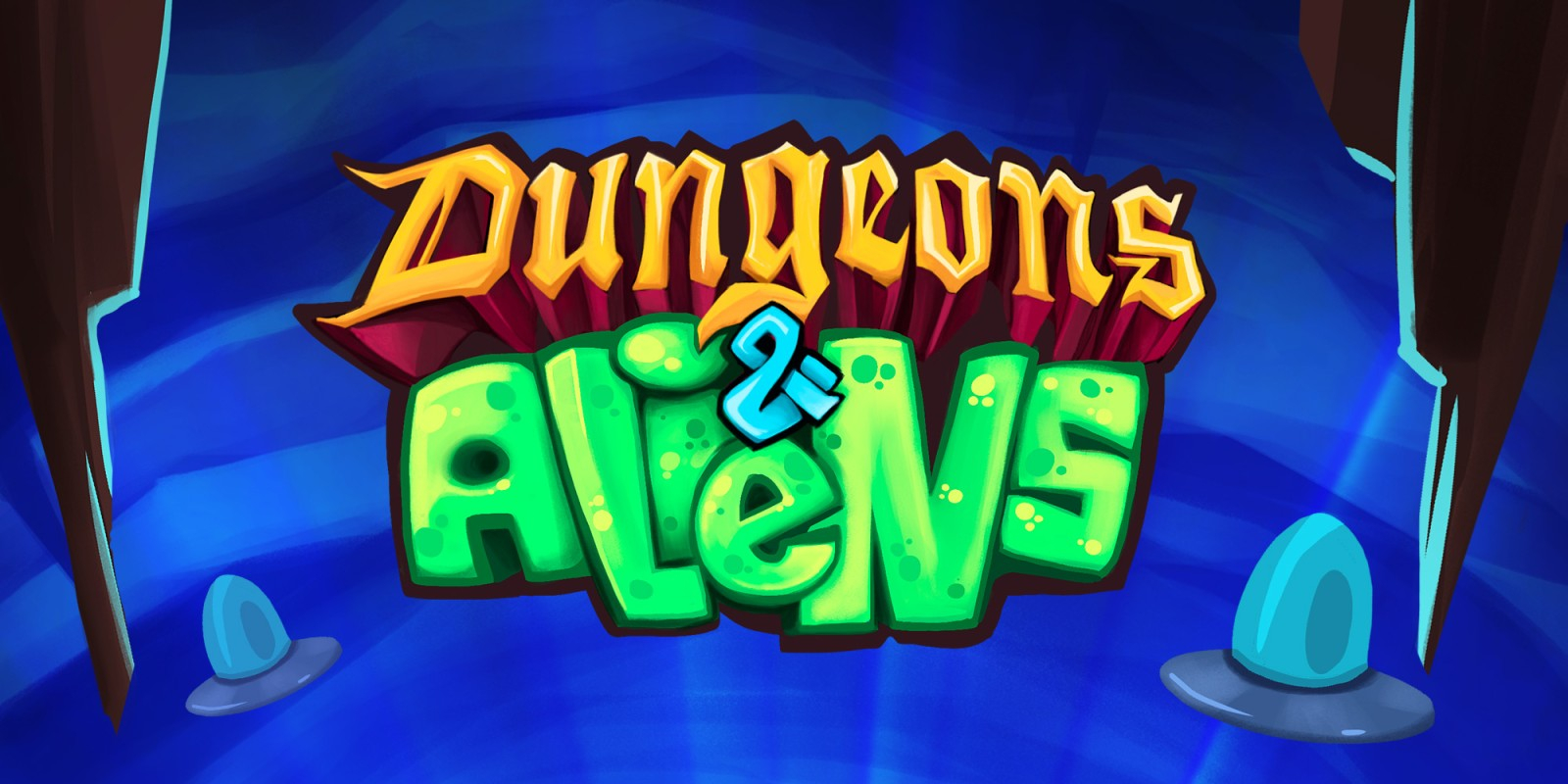 Dungeons and Aliens Masthead