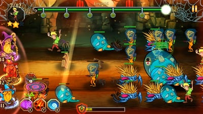 Dungeons and Aliens Screenshot 1