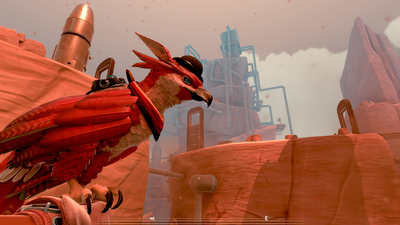Falcon Age Screenshot 4