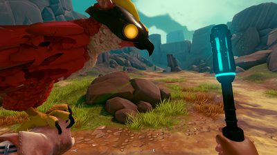 Falcon Age Screenshot 3