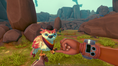 Falcon Age Screenshot 1