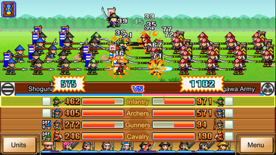 Ninja Village Screenshot 2
