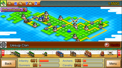 Ninja Village Screenshot 3