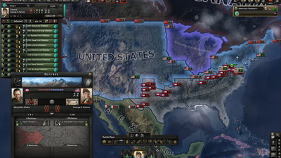 Hearts of Iron IV: Man the Guns Screenshot 2