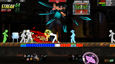 One Finger Death Punch 2 Screenshot 10