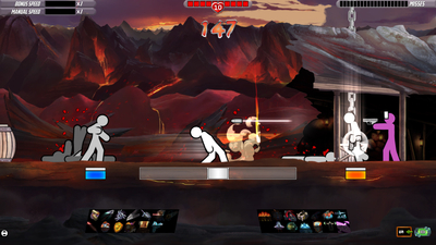 One Finger Death Punch 2 Screenshot 4