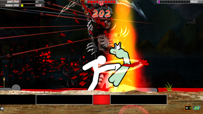 One Finger Death Punch 2 Screenshot 8