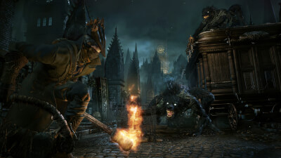 Bloodborne Screenshot 1